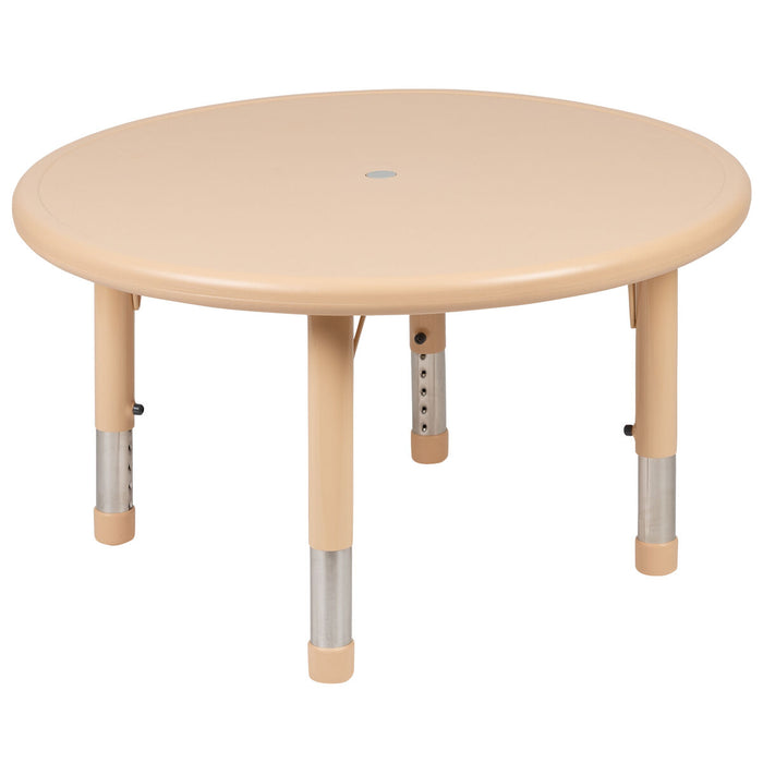 Atlanta Furniture Co. 33RD Natural Activity Table