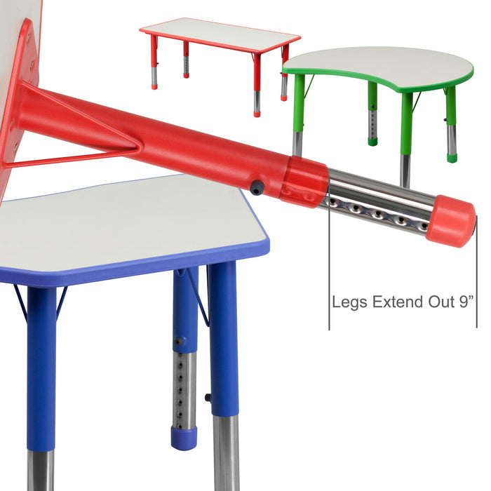 Atlanta Furniture Co. Preschool Activity Table