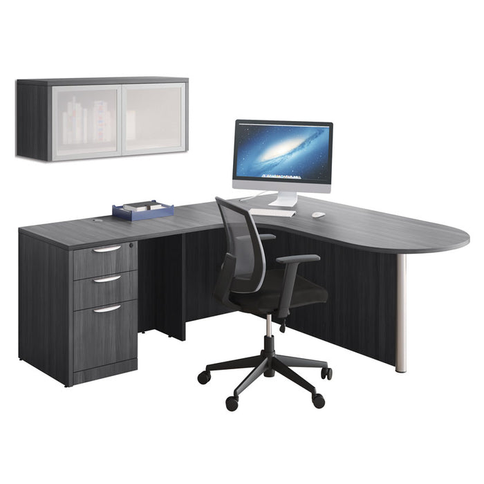 CHERRY TYPICAL OFFICE DESK OS149