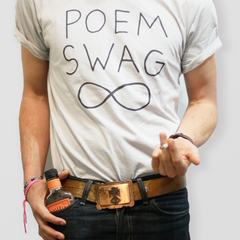 <strong>Poem Swag Tee</strong>