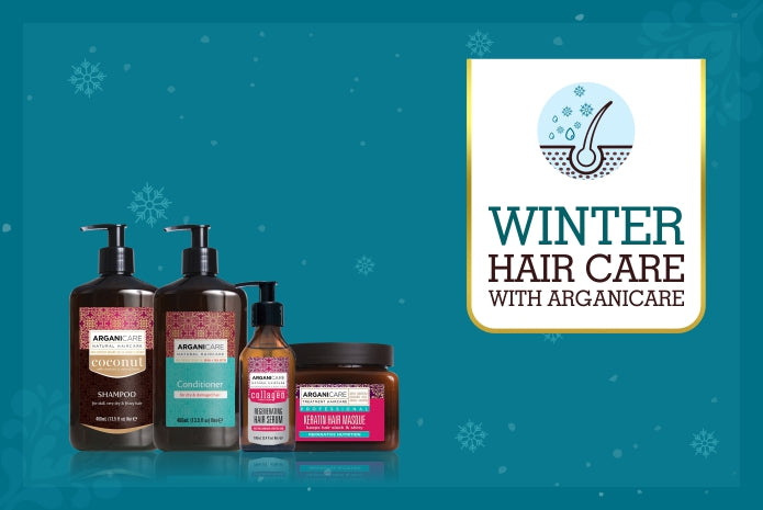 Winter Hair Care With Arganicare