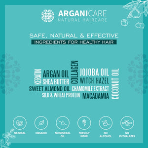 Arganicare Moisturizing Shea butter Conditioner 400ml