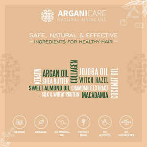 Arganicare Natural - Coconut - Anti-Dandruff Combo Set (Shampoo & Conditioner)