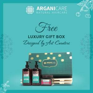 Arganicare Natural - Shea Butter & Keratin - Dry Hair Luxury Treatment Set (Shampoo, Conditioner & Masque)