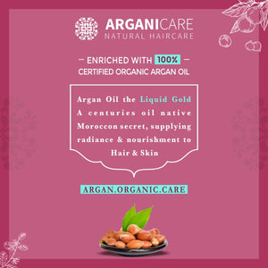 Arganicare Nourishing Keratin Hair Masque 500ml