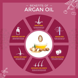 Arganicare Repairing Keratin Hair Serum 100ml