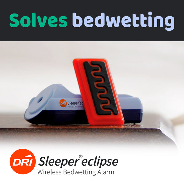 DRI Sleeper Eclipse wireless bedwetting alarm