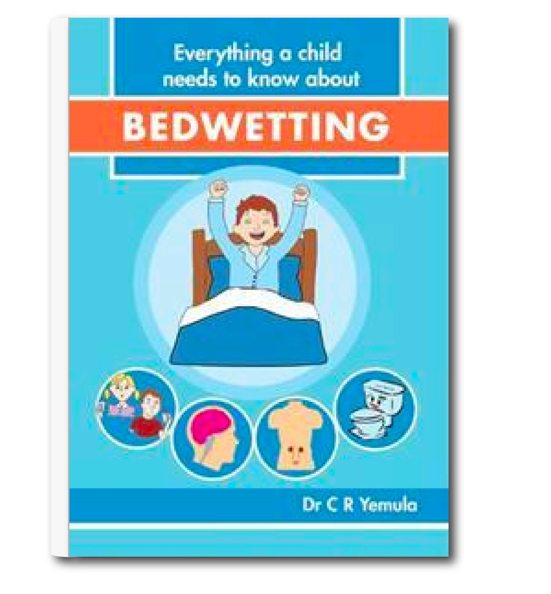 Everything a child needs to know about bedwetting
