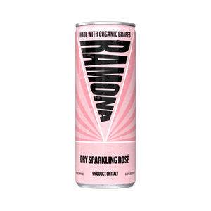 RAMONA Organic Dry Sparkling Rose Can