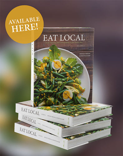 The Book - Eat Local