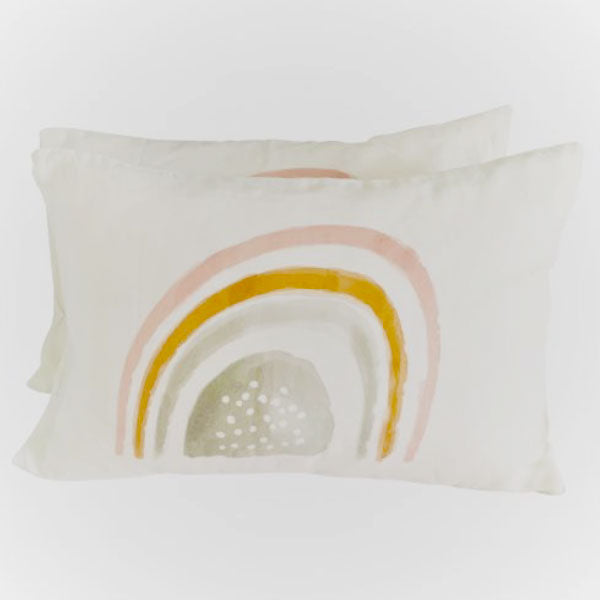 Standard Rainbow Pillowcase
