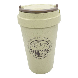 Wheat Stalk Reusable Cups - River Mint