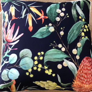 Outdoor Cushions Dark Proteas