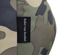 Load image into Gallery viewer, Super Soft Dog Lounge in a stylish camo design