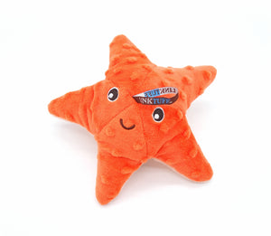 Rocket & Starfish with Squeaker - Dog Toy