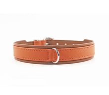 Laden Sie das Bild in den Galerie-Viewer, KvK Klassik Halsband Curved - French Orange Edition