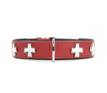 Laden Sie das Bild in den Galerie-Viewer, Handcrafted - Halsband Klassik Curved Swiss Edition