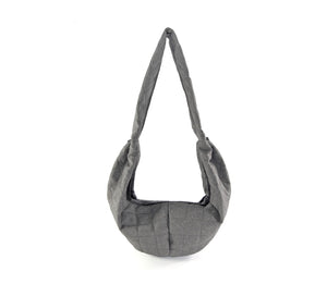 Crossbag - Quilted dog bag - classically elegant