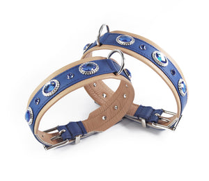 KvK Handcrafted - Klassik Curved Collar - Bling Royal