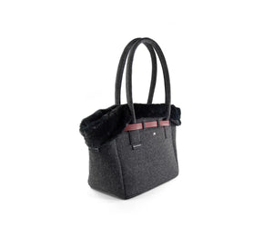 Koko - Two-In-One - Hand & Dog Bag Felt