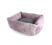 Laden Sie das Bild in den Galerie-Viewer, Super Soft Dog Lounge - Star - 3 Farben