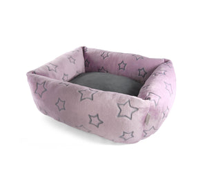 Super Soft Dog Lounge - Star - 3 Farben
