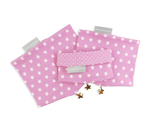 Cult Couture Muffler - Reversible - Stars