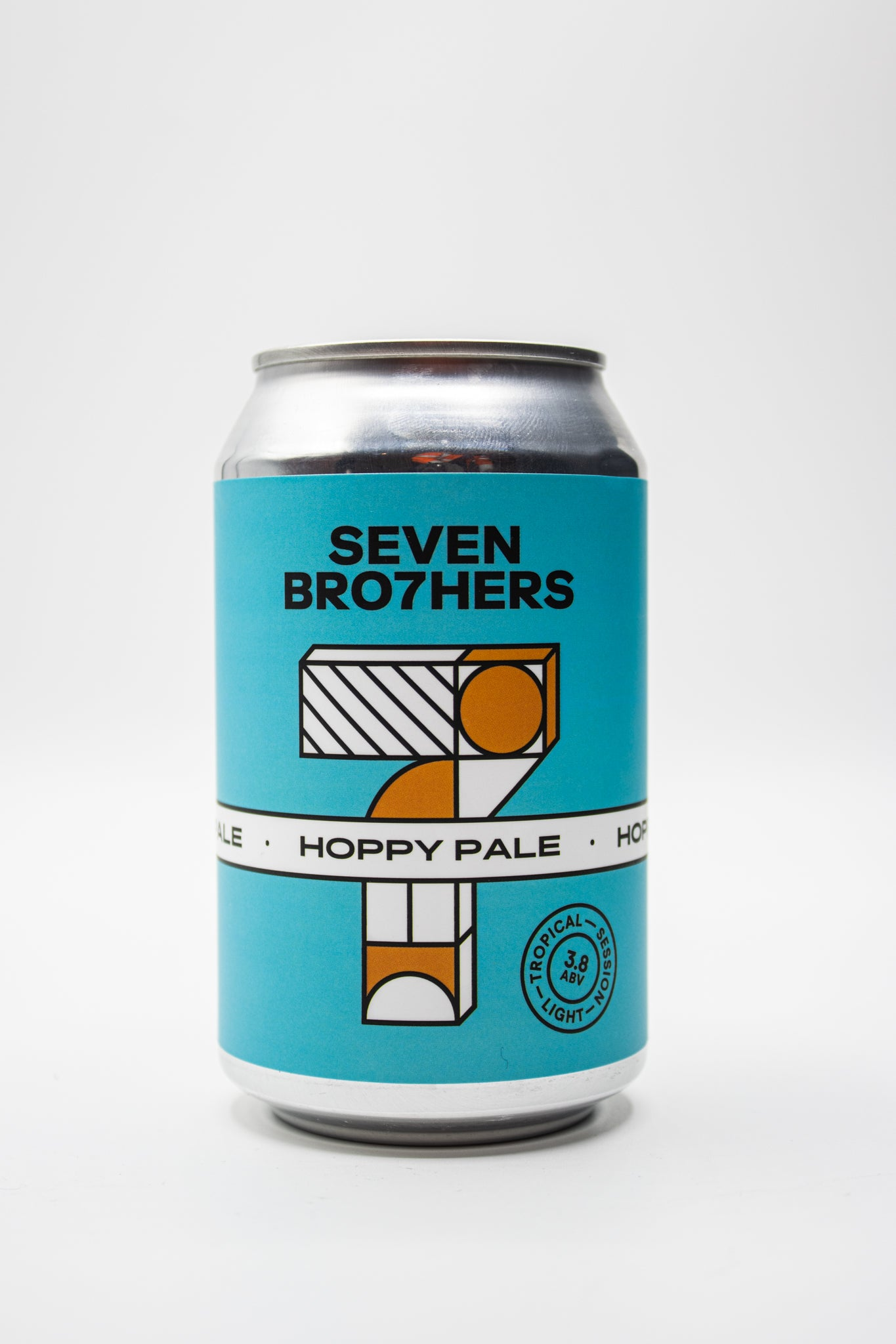 Seven Brothers Hoppy Session Pale Can 330ML