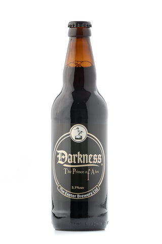 Exeter Brewery Darkness 500ML