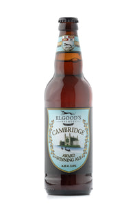 Elgoods Brewery Cambridge Bitter 500ML