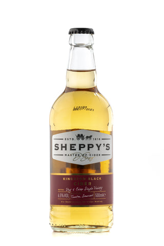 Sheppys Cider Kingston Black 500ML