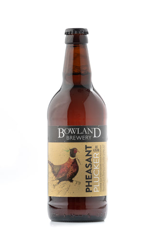 Bowland Beer Co Pheasant Plucker 500ML