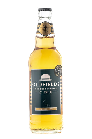 Hobsons Oldfields Orchard Medium Dry Cider 500ML