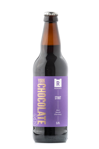 Rudgate Brewery York Chocolate Stout 500ML