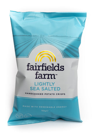 Fairfield Farm Lightly Salted 150G