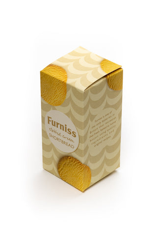 Furniss Clotted Cream Shortbread 160G