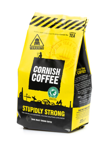 Cornish Coffee Stupidly Strong 227G