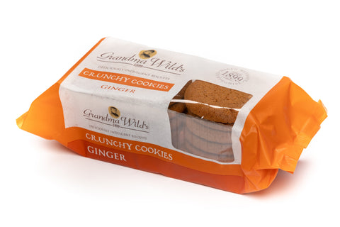 Grandma Wilds Ginger Biscuits 200G