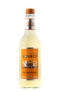 Llanllyr Source Fiery Ginger Beer 500ML