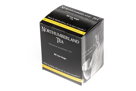 Northumberland Tea Co 80 Tea Bags 250G