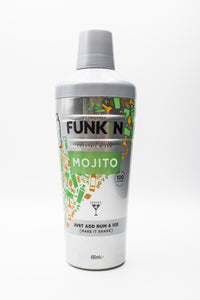 Funkin Cocktails Mojito Shaker 400ml