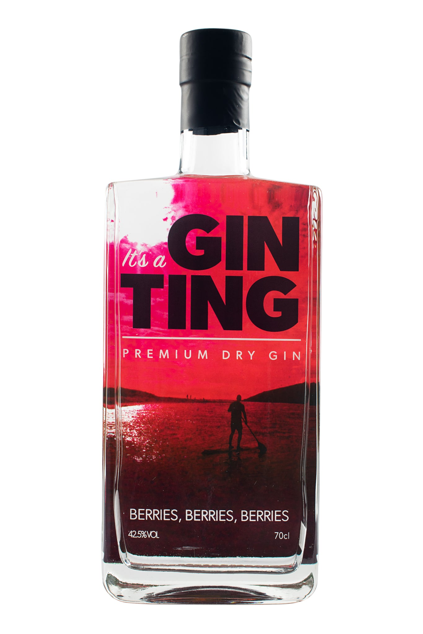 GinTing Berries Berries Berries 70CL