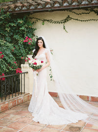 Tuscan Villa Woodbine Wedding