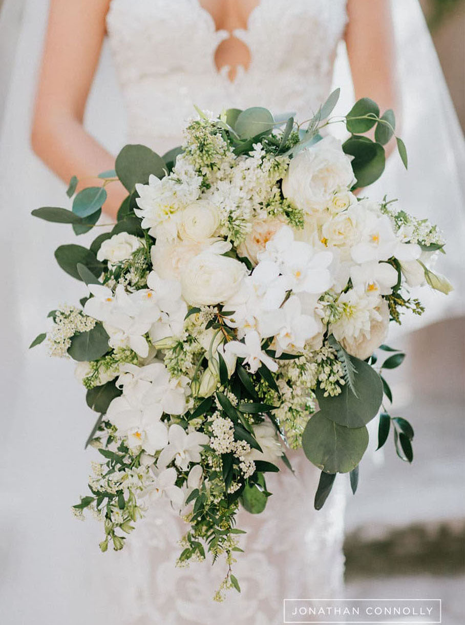 Botanical Vizcaya Wedding