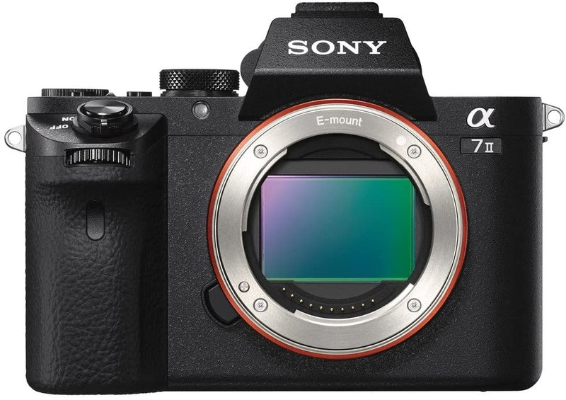 Sony Alpha 7 II E-mount Mirrorless Camera
