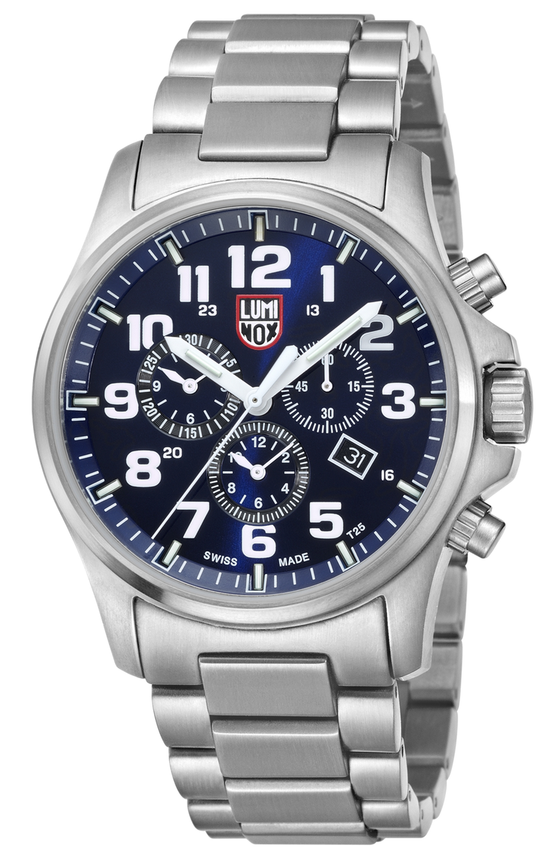 Luminox Atacama Field Chrono Alarm 1940 Series Analog Quartz Sapphire Crystal XL.1944.M Men's Watch