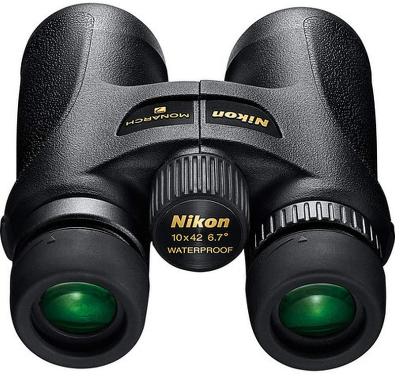 Nikon 7549 MONARCH 7 10x42 Binocular, Black