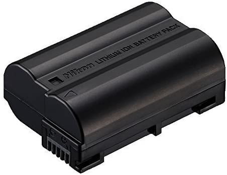 Nikon EN-EL15 Rechargeable Li-Ion Battery for Select DSLR Cameras
