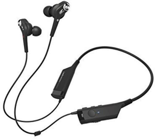 Audio-Technica ATH-ANC40BT QuietPoint Wireless In-Ear Headphones