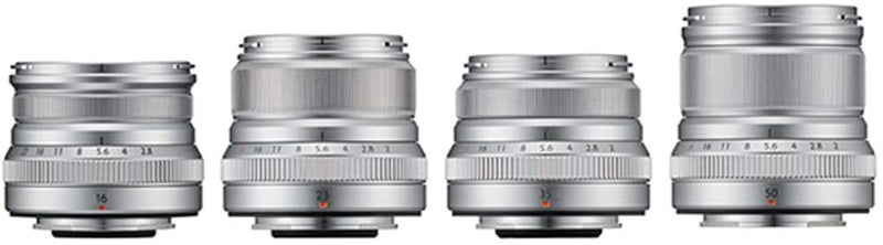 Fujifilm XF 16mm f/2.8 Weather Resistant Lens